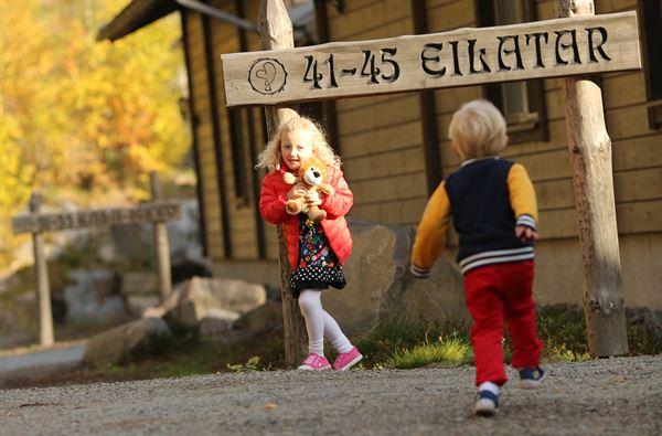 Вилла на склоне Eilatar